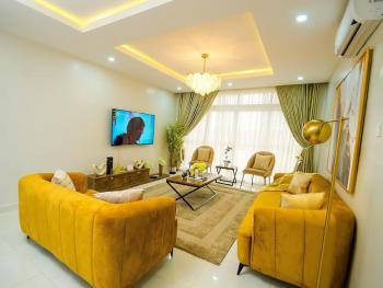 Classy & Chic 3 Bedroom Apartment with Luxury Furnishing, Cadogan Estate, Osapa, Lekki, Lagos, Flat / Apartment Short Let