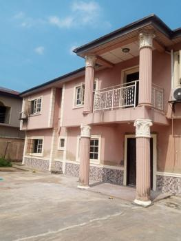3 Bedroom Flat. Upper/ground Floor, Off Channels Tv Road, Opic, Isheri North, Lagos, Flat / Apartment for Rent