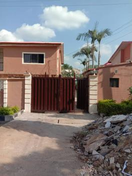 Newly Renovated 4 Bedroom Semi-detached House with a Room (bq) and 2 N, Location: 142 Road, House 62 By Clarde Ake Street, Off 1st Avenue By F, Gwarinpa, Abuja, Semi-detached Duplex for Rent