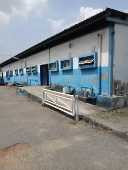 Vacant *6,000sqm* Warehouse on *9,548sqm* of Land, Ilupeju Industrial Estate  Off  Gbagada -oshodi Expressway, Ilupeju, Lagos, Warehouse for Sale