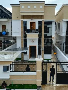 Luxury 5 Bedroom Detached Duplex with Bq, Within Osapa Lekki with Governors Consent, Osapa, Lekki, Lagos, Flat / Apartment for Sale