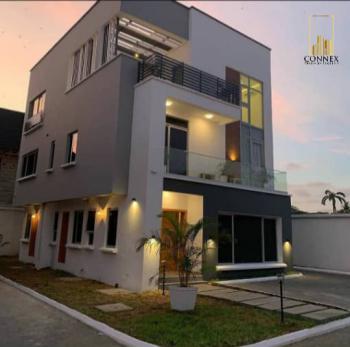 Exquisite 4 Bedrooms Detached Duplex with Bq, Ikeja Gra, Ikeja, Lagos, Detached Duplex for Sale