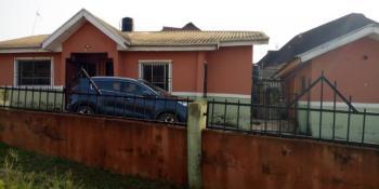 Luxury 3 Bedroom Bungalow with Mini Flat at Bq, Diamond Estate Phase One Isheri Olofin, Alimosho, Lagos, Detached Bungalow for Sale