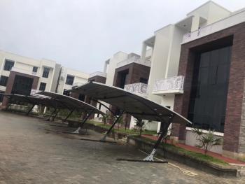 Diplomatic & Luxury 4 Bedroom Serviced Terrace Duplex + Bq, Katampe Extension, Katampe, Abuja, Terraced Duplex for Rent