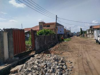 Standard Full Plot of Bareland in a Well Secured Environment with Cof, By Fidelity Bank,ago Palace, Ago Palace, Isolo, Lagos, Residential Land for Sale
