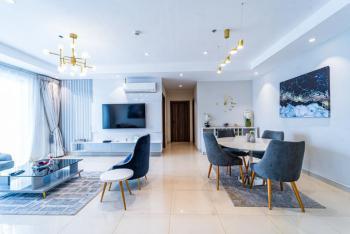 Luxury Waterfront 3 Bedroom Apartment with Exquisite Decor, Oniru, Victoria Island (vi), Lagos, Flat / Apartment Short Let