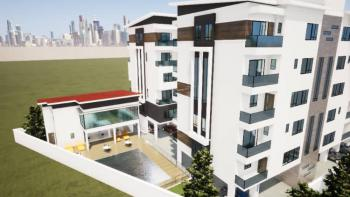 Super Luxury 4 Bedroom Penthouse + Bq to Be Delivered Fully Finished., By Still Waters Gardens, Ikate, Lekki, Lagos, Flat / Apartment for Sale