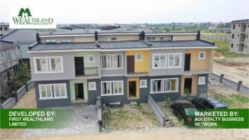 Luxury 3 Bedroom Flat, Wealthland Green Estate Oribanwa, Ibeju Lekki, Lagos, Block of Flats for Sale