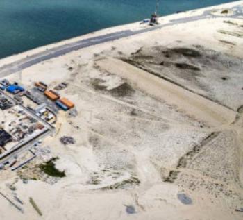 970m2 Residential Plot in The Diplomatic Zone, Eko Atlantic City, Lagos, Residential Land for Sale