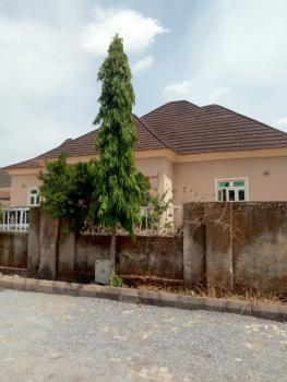 Clean 3 Bedroom Fully Detached Bungalow with 1 Bedroom Bq, an Estate After Sunnyvale Estate, Dakwo, Abuja, Detached Bungalow for Sale