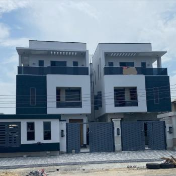 Newly Built 5 Bedroom Fully Detached Duplex with Bq, Lekki Phase 1, Lekki, Lagos, Detached Duplex for Sale