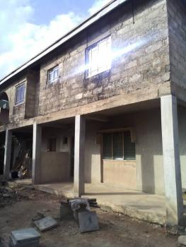 Large Block of Flats Sited on a Plain Land, Adesuper Area, Ondo West, Ondo, Block of Flats for Sale
