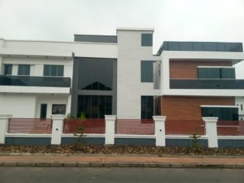 Classic 5 Bedrooms Detached Duplex with Swimming Pool, Cinema., Royal Garden Estate, Ajah, Lagos, Detached Duplex for Sale