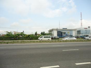 7,737sqm Prime Fully Fenced Commercial Land, Along Lekki-epe Expressway, Lekki Phase 1, Lekki, Lagos, Commercial Land for Sale