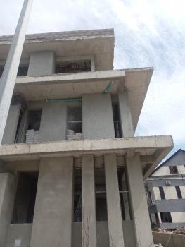 New Duplex, Cowrie Creek Estate, Lekki, Lagos, Semi-detached Duplex for Sale