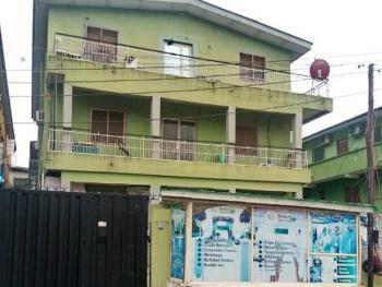 a Solid Block of 5 Units of 3 Bedroom Flat, Oregun, Ikeja, Lagos, Block of Flats for Sale