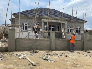 Super Royal 3 Bedroom Semi-detached Duplex Castle + Bq at De Castle., Oribanwa B/stop, Awoyaya, Ibeju Lekki, Lagos, Semi-detached Duplex for Sale