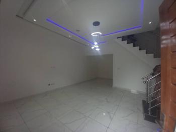 Brand New and Serviced 4 Bedrooms En-suite Terrace, Ikate, Lekki, Lagos, Terraced Duplex for Rent