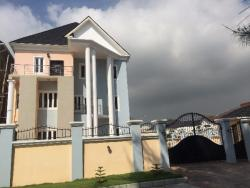 Luxurious, Large And Extremely Fantastic 5 Bedroom Fully Detached House Sitting On 690 Sqm., Banana Island, Ikoyi, Lagos, 5 bedroom, 6 toilets, 5 baths Detached Duplex for Sale
