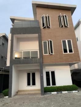 Brand New & Exquisitely Finished 5 Bedroom Duplex + 1 Bq, Chevron Drive, Lekki, Lagos, Detached Duplex for Sale