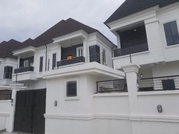 Fully Detached 5 Bedroom Duplex with a Room Bq, Osapa London, Osapa, Lekki, Lagos, Detached Duplex for Rent