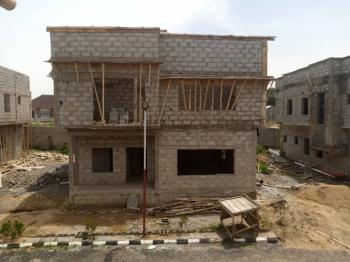 5 Bedroom with Bq, Golden City Estate, Lugbe District, Abuja, Detached Duplex for Sale