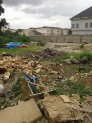 a Parcel of Land, Block 27e Plot 22 Measuring 648 Sqm on Property Mart Real Estate Investment Ltd Palms Garden Estate Layout, Obafemi Owode, Ogun, Residential Land for Sale