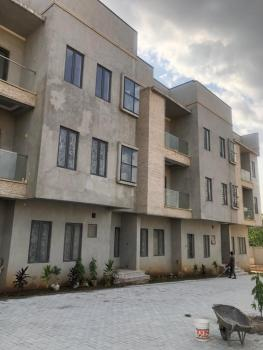 Serviced 6 Bedroom Terrace Duplex, Guzape District, Abuja, Terraced Duplex for Sale