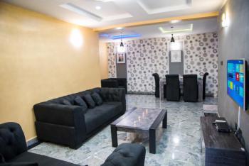 Comfortable 3 Bedrooms Apartment, Paradise Estate, Life Camp, Abuja, Flat / Apartment Short Let