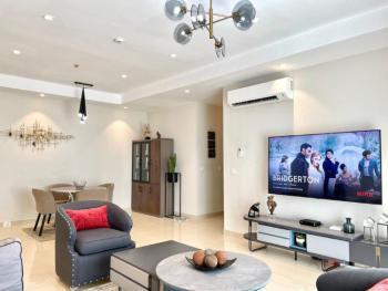 Exquisite 2 Bedroom Apartment W/pool & Exceptional Service and Designs, Oniru, Victoria Island (vi), Lagos, Flat / Apartment Short Let