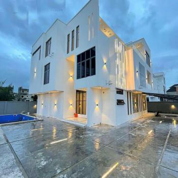 Luxury 5 Bedrooms Duplex Units with Swimming Pool and Private Cinema, Osapa London, Osapa, Lekki, Lagos, Detached Duplex for Sale