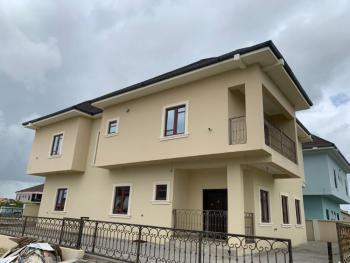 5 Bedroom with 1 Room Bq, Peace Gardens Estate, Sangotedo, Ajah, Lagos, Detached Duplex for Sale