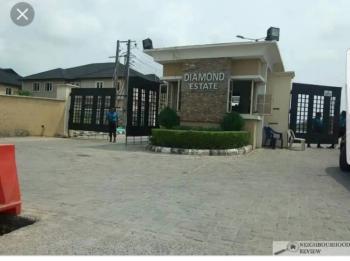 Luxurious Room Shared Apartment in a Secured Estate, Diamond Estate, By Monastery Road, Behind Shoprite Mall, Sangotedo, Ajah, Lagos, Self Contained (single Rooms) for Rent