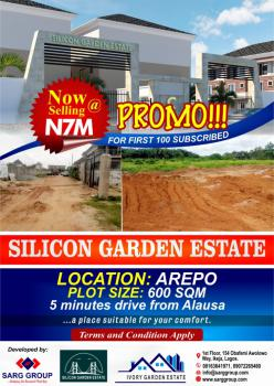 Luxury Plots of Land. Developed Environment, Journalist Estate Road, Silicon Garden Estate, Berger, Arepo, Ogun, Mixed-use Land for Sale