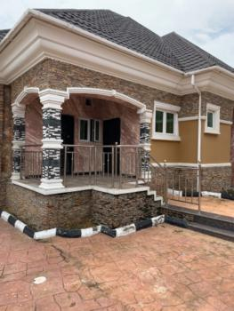 Luxury 2 Bedroom Duplex with Lovely Self Contained at The Back, Mutual Garden Estate Just Beside Mayfair Gardens, Awoyaya, Ibeju Lekki, Lagos, Detached Bungalow for Sale
