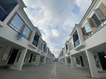 Luxury 4 Bedroom Terraced Duplex, Orchid Road, Chevron Toll Gate, Lekki, Lagos, Terraced Duplex for Rent