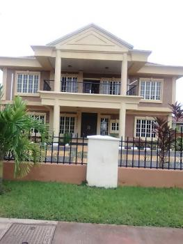 Newly Refurbished Luxury 5 Bedroom Fully Finished and Fully Detached, #14 Olumo Street,amen Estate , Eleko Beach Road,ajah, Ibeju Lekki, Lagos, Detached Duplex for Sale