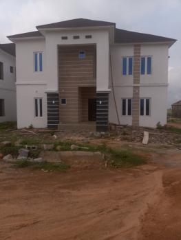 4 Bedroom Semi-detached Duplex + Bq, Karasan, Kubwa, Abuja, Semi-detached Duplex for Sale