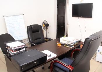 Workbay - Serviced Office Space @ 100k/ Month, 3/9 Olu Koleosho Street, Off Medical Road, Ikeja, Lagos, Office for Rent