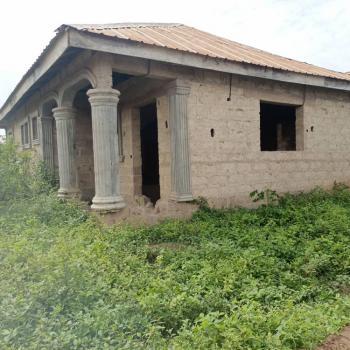 3 Units of 2 Bedroom Bungalows, Behind Ajibade Primary School, Ajibade Area, Moniya, Ibadan, Oyo, Block of Flats for Sale