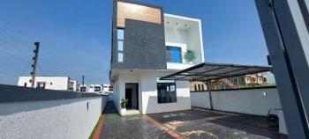 Luxury Smart 5 Bedroom Fully Detached House with Staff Quarters, Lekki Palm City Estate, Ajah, Lagos, Detached Duplex for Sale