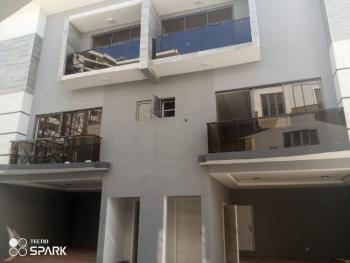 Newly Built 4 Bedroom Terrace, Parkview, Ikoyi, Lagos, Terraced Duplex for Rent