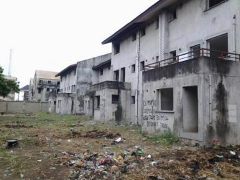 Uncompleted  Mini Estate on 1.1 Hectares, Makok Road, Makoko, Yaba, Lagos, Semi-detached Duplex for Sale