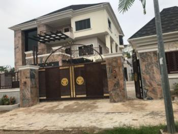 Supper Luxury 8 Bedrooms Fully Detached Mansion + Pool, Gym, 3 Bedrooms Chalet, Guzape District, Abuja, Detached Duplex for Sale