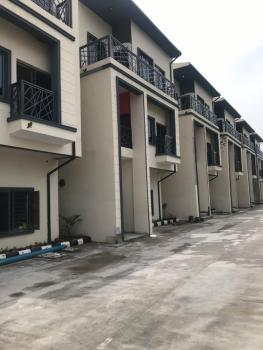 Brand New Dulux 4 Bedroom Terrace Duplexes with Bq ,3 Sitting Rooms, Guzape District, Abuja, Terraced Duplex for Sale