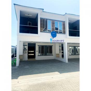 4 Bedroom Terrace Duplex with Excellent Facilities, Orchid Estate, Lekki, Lagos, Terraced Duplex for Sale