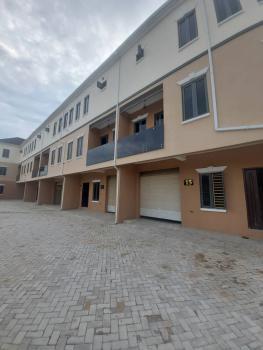 Newly Built & Very Lovely 4 Bedroom Terrace Duplex + Bq, Allen, Ikeja, Lagos, Terraced Duplex for Sale