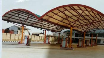 Newly Built Standard Mega Station 11 Pump on 3 Hectares of Land, Along Benin Express Road, Owo, Ondo, Filling Station for Sale