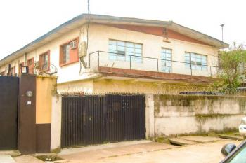 a Block of 4 Units of 3 Bedroom Flat on 600sqm, Anthony, Maryland, Lagos, Block of Flats for Sale