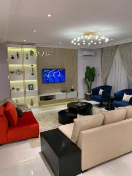 Aesthetic 3 Bedroom Condo W/ Pool, Gym & Private Balcony, Off Kunsela Road, Abiola Court, Ikate Elegushi, Lekki, Lagos, Flat / Apartment Short Let